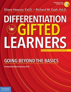 Differentiation For Gifted Learners 2020